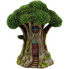 """Fairy Garden LED Treehouse-6"""""""