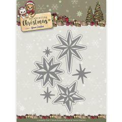 Find It Yvonne Creations Celebrating Christmas Die Twinkling Star - YCD10109