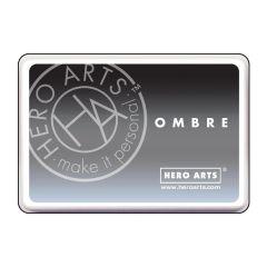 Hero Arts Ink Pad Ombre Grey/Black