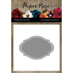 Paper Rose Dies Label Two - PR16748