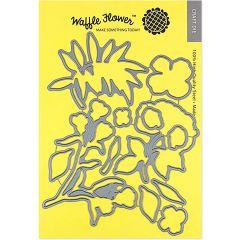 Waffle Flower Die Bouquet Builder 1 - WF310212
