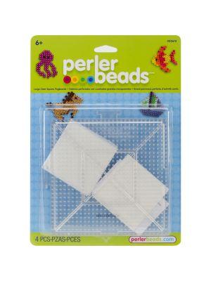 Perler Pegboards 2//pkg-owl//hedgehog