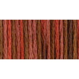 Dmc Color Variations Pearl Cotton Size 5 27Yd Terra Cotta - 415 5-4135