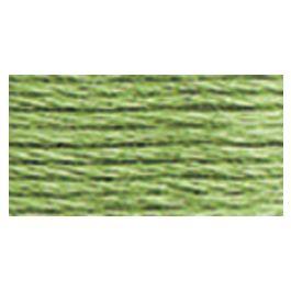 Dmc Pearl Cotton Ball Size 8 87Yd Light Pistachio Green - 116 8-368