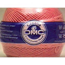 Dmc/Cebelia Crochet Cotton Size 20 Beige Rose - 167GA 20-754