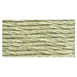 Dmc Pearl Cotton Ball Size 8 87Yd Very Light Fern Green - 116 8-524