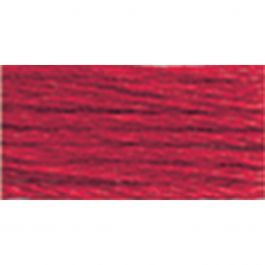 Dmc 6 Strand Embroidery Cotton 500G Cone Christmas Red - 5628-321