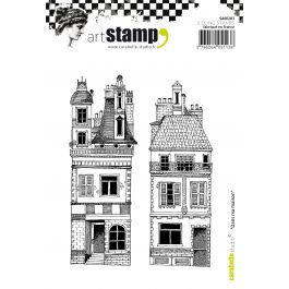 Carabelle Studio Cling Stamp A6 In My House - SA60283