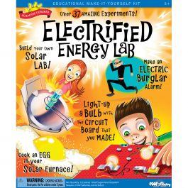 Scientific Explorers Electrified Energy Lab Kit  - OSA300