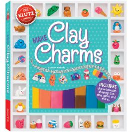 Clay Charms Book Kit  - K549856
