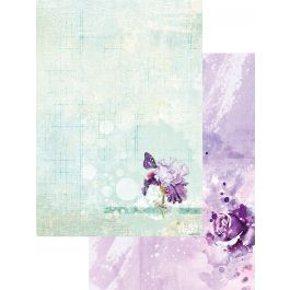 So Spring Double Sided Cardstock A4  - BASIS254