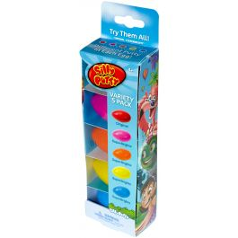 Silly Putty Party Pack 5/Pkg  - 08-0328