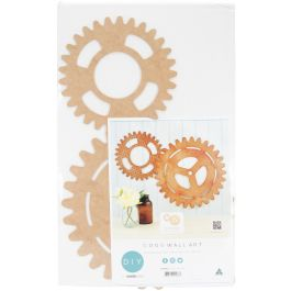 "Kaisercraft Beyond The Page Mdf Cogs Wall Art 23""X22.75""X.25"" - SB2466"