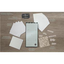 We R Memory Keepers Letterpress Starter Kit  - 663147