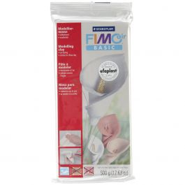 Fimo Air Dry Clay 17.63Oz White - S8100-0
