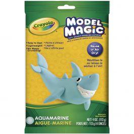 Crayola Model Magic 4Oz Aquamarine - 57-4402