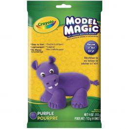 Crayola Model Magic 4Oz Purple - 57-4440