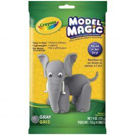 Crayola Model Magic 4Oz Gray - 57-4452