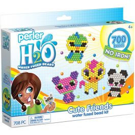 H2O Fused Bead Kit Furry Friends - 80-54237
