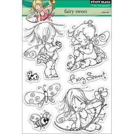 Penny Black Clear Stamps Fairy Sweet - PB30151
