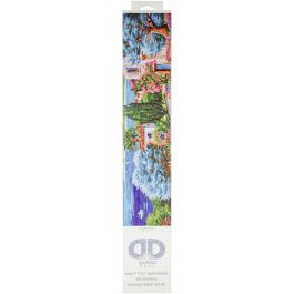 "Diamond Dotz Diamond Embroidery Facet Art Kit 42.5""X22.75"" La Provence - DD13014"
