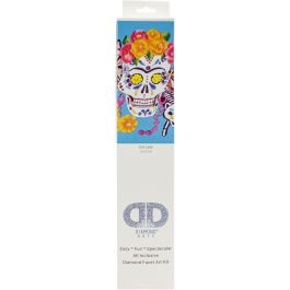 "Diamond Dotz Diamond Embroidery Facet Art Kit 15.75""X15.75"" Cat Lady - DD5018"