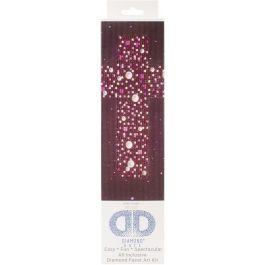 "Diamond Dotz Diamond Embroidery Facet Art Kit 9.75""X9.75"" Holy Cross - DD3003"