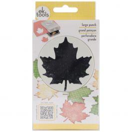 """Large Punch Maple Leaf, 2.25"""" - E5430157"""