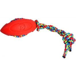 Petface Small Football Tugger Dog Toy  - PET30211