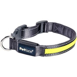 "Petface Flashing Reflective Collar 10"" To 14"" Small - PET30296"