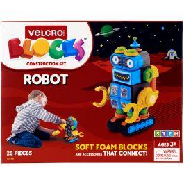 Velcro(R) Blocks(Tm) Construction Set Robot - 70189