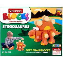 Velcro(R) Blocks(Tm) Construction Set Stegosaurus - 70194