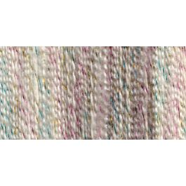 Lion Brand Shawl In A Cake Yarn Om Opal  Metallic - 455-300
