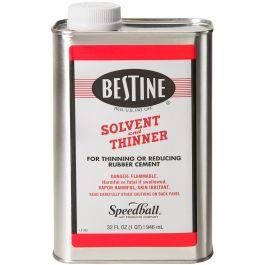 Bestine Solvent & Thinner 1 Quart - R202