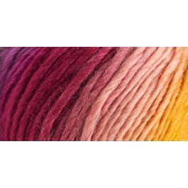 Lion Brand Yarn 545-211 Landscapes Yarn Coral Reef