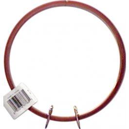 """Darice Spring Tension Hoop 7"""" Assorted Colors - 39412"""
