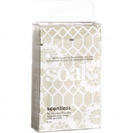 Soak Minisoak Travel Pack Scentless - ST056