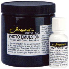 Emulsion & Dianzo Sensitizer 8Oz  - JSI2130