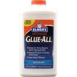 Elmer'S Glue All(R) Multipurpose Glue 1Qt - E3850