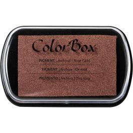Colorbox Metallic Pigment Ink Pad Rose Gold - 19000-19090