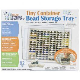 """Elizabeth Ward'S Tiny Bead Storage Tray 13.75""""X10.5""""X2""""  - EWC0511"""