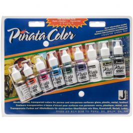 Jacquard Pinata Color Exciter Pack 9/Pkg  - JAC9916
