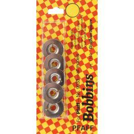 Pfaff Metal Bobbins 5/Pkg - 1703