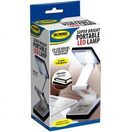 Frank A. Edmunds Super Bright Portable Led Lamp White - JB6921