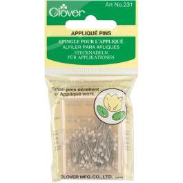 Clover Applique Pins Size 12 150/Pkg - 231