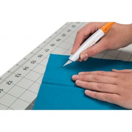 Fiskars Easy Change Fabric Knife Orange/White - 164010