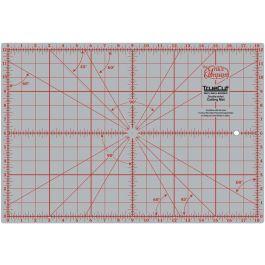 "Truecut Double Sided Rotary Cutting Mat 12""X18""  - TCM12X18"