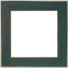 """Mill Hill Wooden Frame 6""""X6"""" Matte Green - GBFRM-3"""
