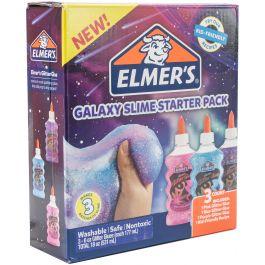 Elmer'S Galaxy Glitter Glue 3/Pkg  - E2022923