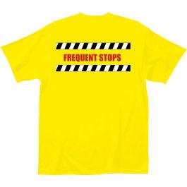 L.A. Imprints Official Dog Walker T Shirt Small - 5517-S